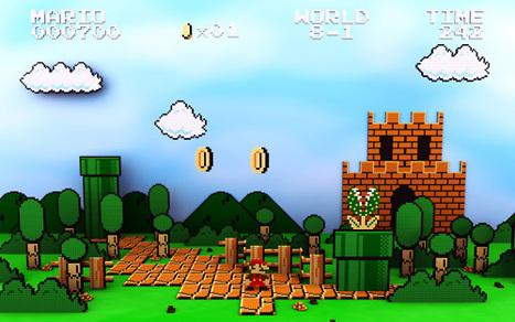 Mario 3d | All Geeks | Scoop.it