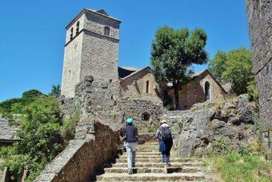 La Couvertoirade, pueblo templario | Guías Viajar | Revue de presse Espagne du Comité Régional du Tourisme Midi-Pyrénées | Scoop.it