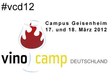 Vinocamp Deutschland 2012 | VinoCamp Deutschland | Vinocamp Deutschland 2012 | Scoop.it