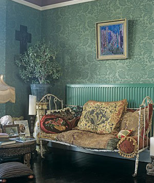 Vintage Eclectic From Flea-Market Finds | Home & Office Styling | Scoop.it