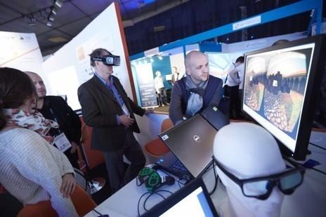A Laval, le BTP commence à s'intéresser à la réalité virtuelle et augmentée - Construction Numérique | Usine Numérique de Rhône-Alpes | Conception, simulation, prototypage | Scoop.it