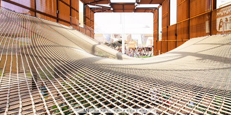 Brazilian Pavillion at Expo 2015 | The Architecture of the City | Scoop.it