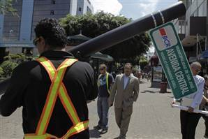 San Jose, Costa Rica installs its first street signs | News from the Spanish-speaking World | Scoop.it