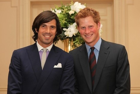 Prince Harry to Play Charity Polo Match vs. Nacho Figueras in Greenwich | FASHION FOR MEN | Scoop.it