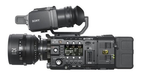 Red sues Sony over patents, wants disputed F-series cameras \'destroyed\' (updated) | Gear, Gadgets & Gizmos | Scoop.it