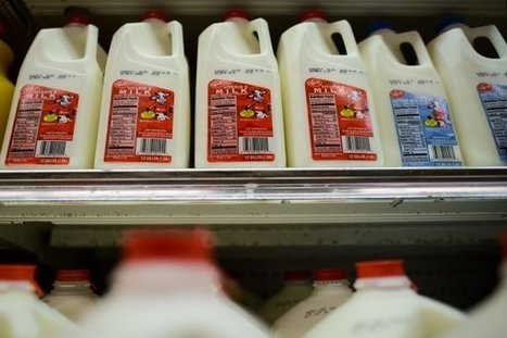 Stalemate over Farm bill in Congress may lead to doubling of milk prices | North Carolina Agriculture | Scoop.it