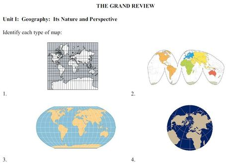 APHG Review Guides | Geography Education | JWK Geography | Scoop.it