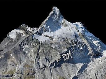 eBee drones create 3D model of the Matterhorn : TreeHugger | Into the Future | Scoop.it