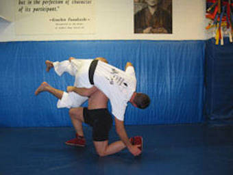 Body Politics: The Role of Posture in No GI Jiu-Jitsu and Karate - Qwerty-Jutsu: Brazilian Jiu-Jitsu Blog | Brazilian Jiu-Jitsu | Scoop.it
