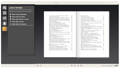 Transformez votre blog en livre|Emilie Ogez | Sites et applications pratiques et marrantes | Scoop.it