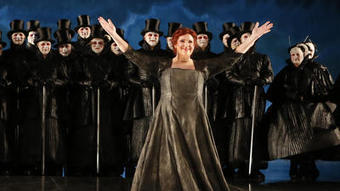 L.A. Opera drama: In minutes, Julie Makerov steps into lead role | Opera & Classical Music News | Scoop.it