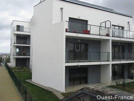 Amont-Quentin : des immeubles cubistes | Cherbourg | Scoop.it