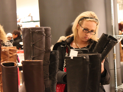 We're Entering A New Age Of Holiday Shopping   Retail Media Roundup - December 2012   Scoop.it