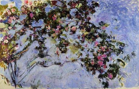 La Rose Bush 1926 - Pintura al óleo | famous paintings gallery | Scoop.it