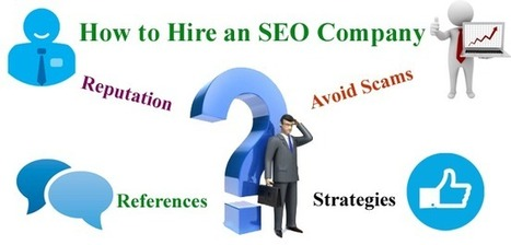 How to Hire an SEO Company or SEO Consultant | SEO | Scoop.it