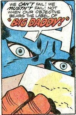 "Captain America #193 By Jack Kirby January 1976 ... | Jack ""King"" Kirby | Scoop.it"