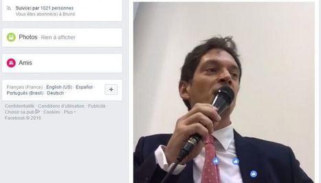 Un prof de droit donne des cours en direct sur Facebook | Formation en ligne et à distance | Scoop.it