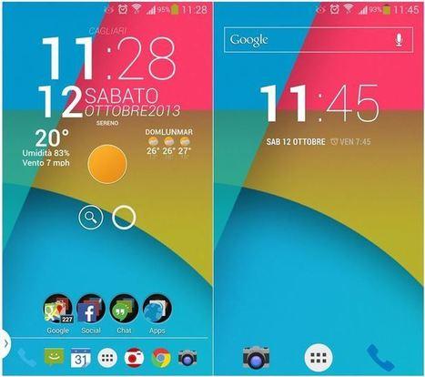 Arriva il primo sfondo in HD ispirato ad Android 4.4 KitKat | SMARTFY - Smartphone, Tablet e Tecnologia | Scoop.it