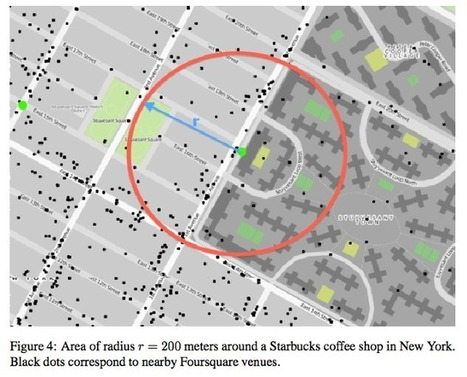 Starbucks Could Use Your Social Data to Find New Locations | Big Data:  Innovation, Application, and Trends | Scoop.it