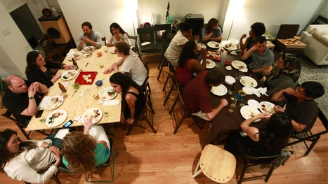 Sometimes A Perfect Stranger Is The Best Dinner Host | the Strategic Foodie | Scoop.it