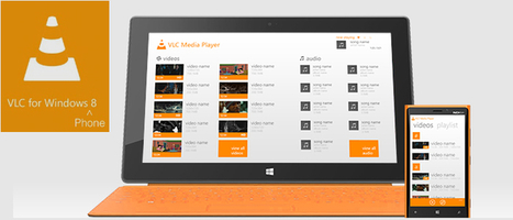 VLC Media Player in Windows 8 & WinRT Soon Available with Metro   Web Development Blog, News, Articles   Scoop.it