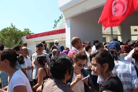 (PHOTOS) Assassinat Mohamed Brahmi: L'assassinat | Directinfo | Presse Tunisie | Scoop.it