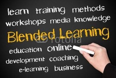 Otro uso del blended learning   Modalidad Mixta de Enseñanza   Scoop.it