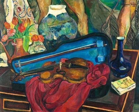 Nouvelle exposition au musée : Valadon, Utrillo et Utter à l'honneur ! | Parijs | Scoop.it