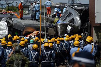 S06E07 Runaway Train: Amagasaki Rail Crash | OHS Quest 1 | Scoop.it