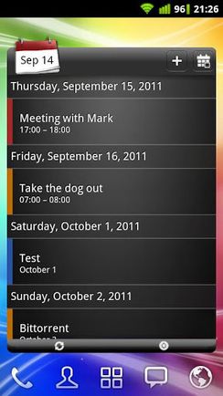 Android Pro Widgets v1.3.6 Unlocked | ApkLife-Android Apps Games Themes | Android Applications And Games | Scoop.it