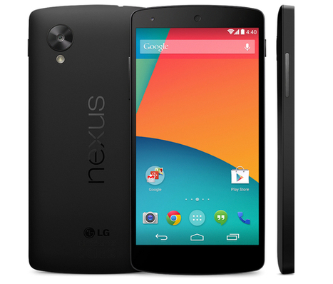 Nexus 4 vs Nexus 5 -- what's new? - Android Authority | Technology | Scoop.it