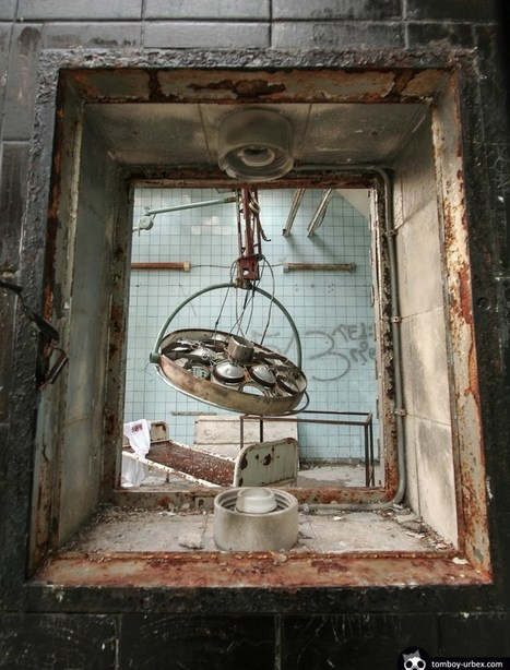 Beelitz-Heilstätten Sanatorium   Urban Decay Photography   Scoop.it