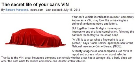 Buying Used Cars in Tulsa: How VINs Can Help You Find A Right Vehicle | House of Cars and Cycles | Scoop.it