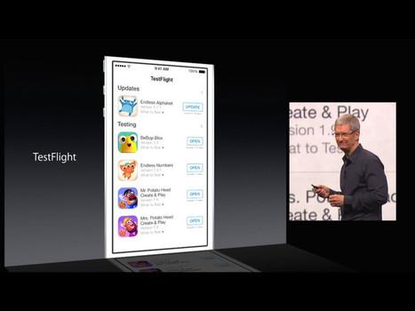 TestFlight in iOS 8: Explained | iOS Dev Central | Scoop.it