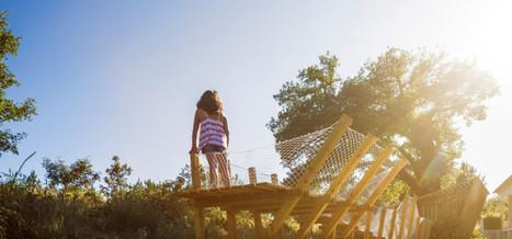 Originálna náhrada za detský domček na strome | Domácnosť a bývanie | Scoop.it