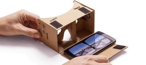 Google Cardboard Comes to iOS - Now 52 Google Apps for iPad! (Updated List) | Technology in Today's Classroom | Scoop.it