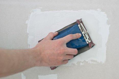Patching Drywall   Home Repair   Scoop.it