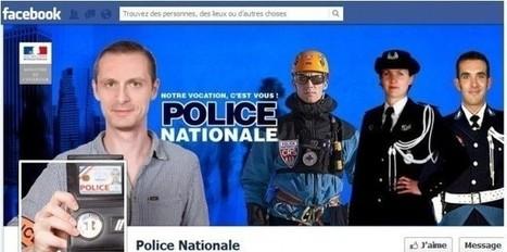 Réseaux sociaux : la police se jette à l'eau - Le Nouvel Observateur | Communication et réseaux | Scoop.it
