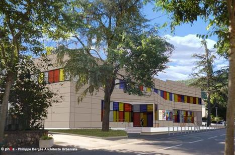 Figeac. La future médiathèque conçue comme un lieu de vie - LaDépêche.fr | Les médiathèques du XXI è siècle | Scoop.it