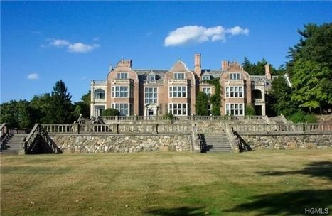 Gilded Age Palace of HV Poor Seeks a Modern Robber Baron - Curbed National | 12en5 | Scoop.it