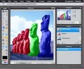 Guide de référence Pixlr Editor, édition et retouche d'image en ligne | Mes ressources personnelles | Scoop.it