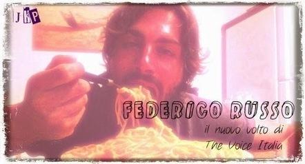 Federico Russo è il nuovo volto di The Voice Italia - JHP by Jimi Paradise™ | GOSSIP, NEWS & SPORT! | Scoop.it