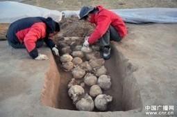 CHINE : Shimao (Chine) : une cité néolithique vieille de 4300 ans... et ses crânes. | World Neolithic | Scoop.it