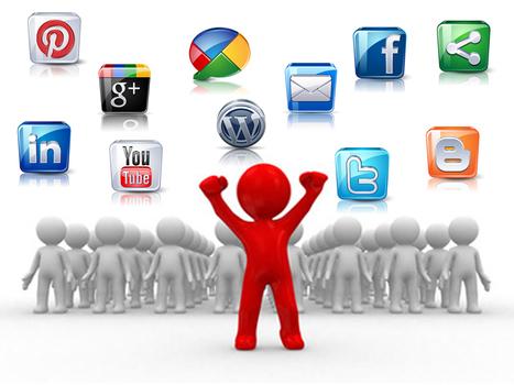 Le Community Manager : la nouvelle interface de la Relation Client sur les médias sociaux ? | Digital | Scoop.it