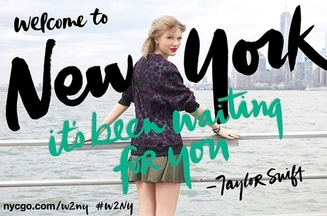 Taylor Swift Donated $50k to NYC Public Schools From 'Welcome to New York' Sales | Reading Pool | Scoop.it