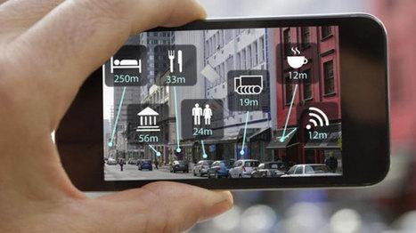 Réalité augmentée : améliorer l'expérience vécue par le consommateur | Marketing appliqué aux touristes étrangers | Scoop.it