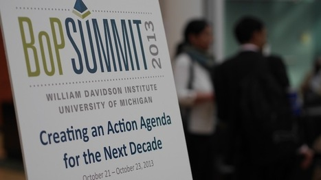 NextBillion.net | Day 2 at the BoP Summit | Inclusive Business in Asia | Scoop.it