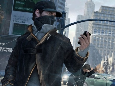 Hands on with Watch Dogs: hyper-connected coolness | Stuff | Security of Things | Scoop.it