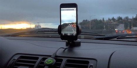 Greenlight convierte tu móvil en una cámara para el coche | TIKIS | Scoop.it