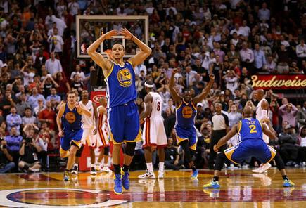 Warriors slip past Heat 97-95 | All Sports | Scoop.it